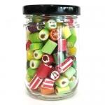 Large Jar of Fruits Mix (160g. Jar)