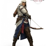 Color Tops Red Wave - Assassin's Creed III: Connor 7 Inch Action Figure(Provisional Pre-order)