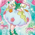 Maho Tsukai PreCure! - Life-size Wall Scroll: Cure Felice(Released)