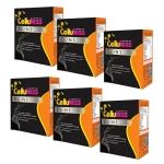 Celluless Cellulite Out อาหารเสริมเร่ง เผาผลาญไขมัน ขจัดเซลล์ลูไลท์ ลดความอ้วน ลดน้ำหนัก 6กล่อง
