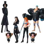 Super ONE PIECE Styling FILM GOLD2 4Type Set (CANDY TOY)(Pre-order)