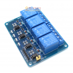 Relay Module 5V 4 Channel isolation control Relay Module Shield 250V/10A