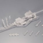 M.S.G Modeling Support Goods - Weapon Unit Assort 03. Wild Set Clear Ver.(Pre-order)