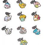 Metal Charm Collection - Digimon Adventure Itsumo Issho dayo! Hen 10Pack BOX(Pre-order)