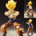 "S.H. Figuarts - Super Saiyan Son Goku Chou Senshi Kakusei Ver. ""Dragon Ball Z""(Pre-order)"