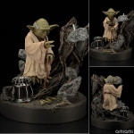 ARTFX - Star Wars: Yoda The Empire Strikes Back Edition (Repainted Ver.) 1/7 Easy Assembly Kit(Pre-order)