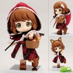 Cu-poche Friends - Akazukin -Little Red Riding Hood- Posable Figure(Pre-order)