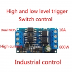 High-power MOSFET FET trigger switch drive module PWM 4-60V