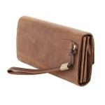กระเป๋าสตางค์หนังแท้สำหรับคุณผู้หญิง