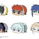 Hoshin Engi - PoteKoro Mascot 6Pack BOX(Pre-order)