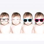 แว่นกันแดดเด็ก 0-2 ขวบ