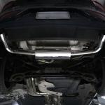 ชุดท่อไอเสีย Volvo V40 T5 by PW PrideRacing