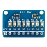 8 LED 8 Bar Marquee LED Display Module (4 Colors)