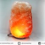 โคมไฟหินเกลือภูเขาหิมาลัย ทรงธรรมชาติ (26Kg)