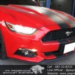Review ชุดท่อไอเสีย Ford Mustang Ecoboost