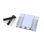 ESP8266 PCB พร้อม IC เรกูเลต และขาก้างปลา