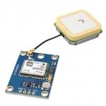 สอนใช้งาน GPS Module GY-NEO6MV2 กับ arduino