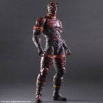 Play Arts Kai - Metal Gear Solid V: The Phantom Pain: Burning Man(Pre-order)