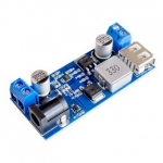 DC 5A Step-down Power Supply Module 9-36V to 5V Power Converter