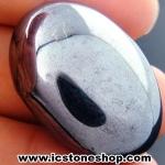 หินเทราเฮิร์ต (Terahertz) หินขัดมันจากญี่ปุ่น (17g) เกรด B