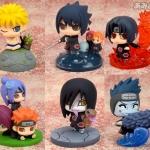 "Petit Chara Land - ""NARUTO Shippuden"" Kuchiyose! Naruto to ""Akatsuki"" Hen Part.2 6Pack BOX(Pre-order)"