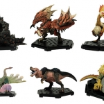 "Capcom Figure Builder - ""Monster Hunter"" Standard Model Plus Vol.9 6Pack BOX(Pre-order)"