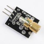 Laser Head Transmitter Sensor Module for Arduino AVR PIC
