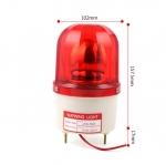 ไฟสัญญาณเตือนภัย 12v DC