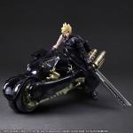 Play Arts Kai - Final Fantasy VII ADVENT CHILDREN: Cloud Strife & Fenrir(Pre-order)