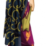 Gintama Season 4 - Life-size Wall Scroll: Shinsuke Takasugi(Pre-order)
