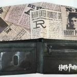 กระเป๋าสตางค์ ลายแฮร์รี่พอตเตอร์ ผู้ไม่พึงปรารถนาหมายเลข1