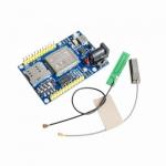 Wireless Module A7 GSM GPRS GPS 3 In 1 Module Shield DC 5-9V for Arduino STM32 51MCU Support