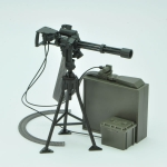 LittleArmory [LD012] 1/12 M134 Mini Gun Type (Stationary) Plastic Model(Pre-order)