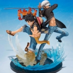 "Figuarts ZERO - Monkey D. Luffy & Trafalgar Law -5th Anniversary Edition- ""ONE PIECE""(Pre-order)"