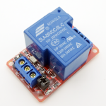 Relay Module 5V 1 Channel optocoupler isolation High And Low Trigger 250V/30A