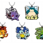 Pokemon - Waza Rubber Mascot 8Pack BOX(Pre-order)