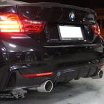 ชุดท่อไอเสีย BMW 420i F32