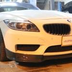 ชุดท่อไอเสียไทเทเนียม BMW Z4 E89 (Titanium Valvetronic Exhaust System)