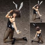 B-style - Girls und Panzer the Movie: Yukari Akiyama Bunny Ver. 1/4 Complete Figure(Pre-order)