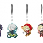 Yuri on Ice - Clear Rubber Strap 6Pack BOX(Pre-order)