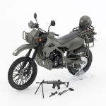 LittleArmory (LM002) JGSDF Reconnaissance Motorcycle DX Ver.(Pre-order)