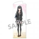 My Teen Romantic Comedy SNAFU 2 - New Illustration Life-size Wall Scroll: Yukino Yukinoshita(Pre-order)
