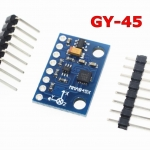 GY-45 MMA8451 Modules Digital Triaxial Accelerometer MMA8451