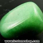 กรีนอะเวนจูรีน (Green Aventurine) ขัดมันขนาดพกพา (14g)
