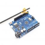 Arduino Uno R3 ATmega328P แบบ SMD เพิ่มพอร์ทขยายขา (ไม่มีสาย Micro USB)