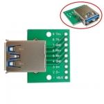 USB 3.0 Type A Female Breakout Board