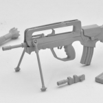 LittleArmory [LA038] FA-MAS G2 Type 1/12 Plastic Model(Pre-order)