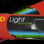 โคมพาดขอบตู้ LED *ตู้ 45cm