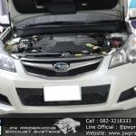 ชุดท่อไอเสีย Subaru Legacy by PW PrideRacing