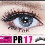 ขนตาปลอม Pretty Lashes PR17